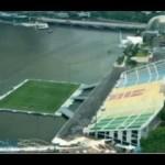 Los campos de fútbol más raros