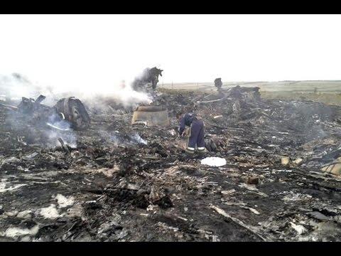 Nueva tragedia aérea en el vuelo MH17 Malaysia Airlines Boeing 777