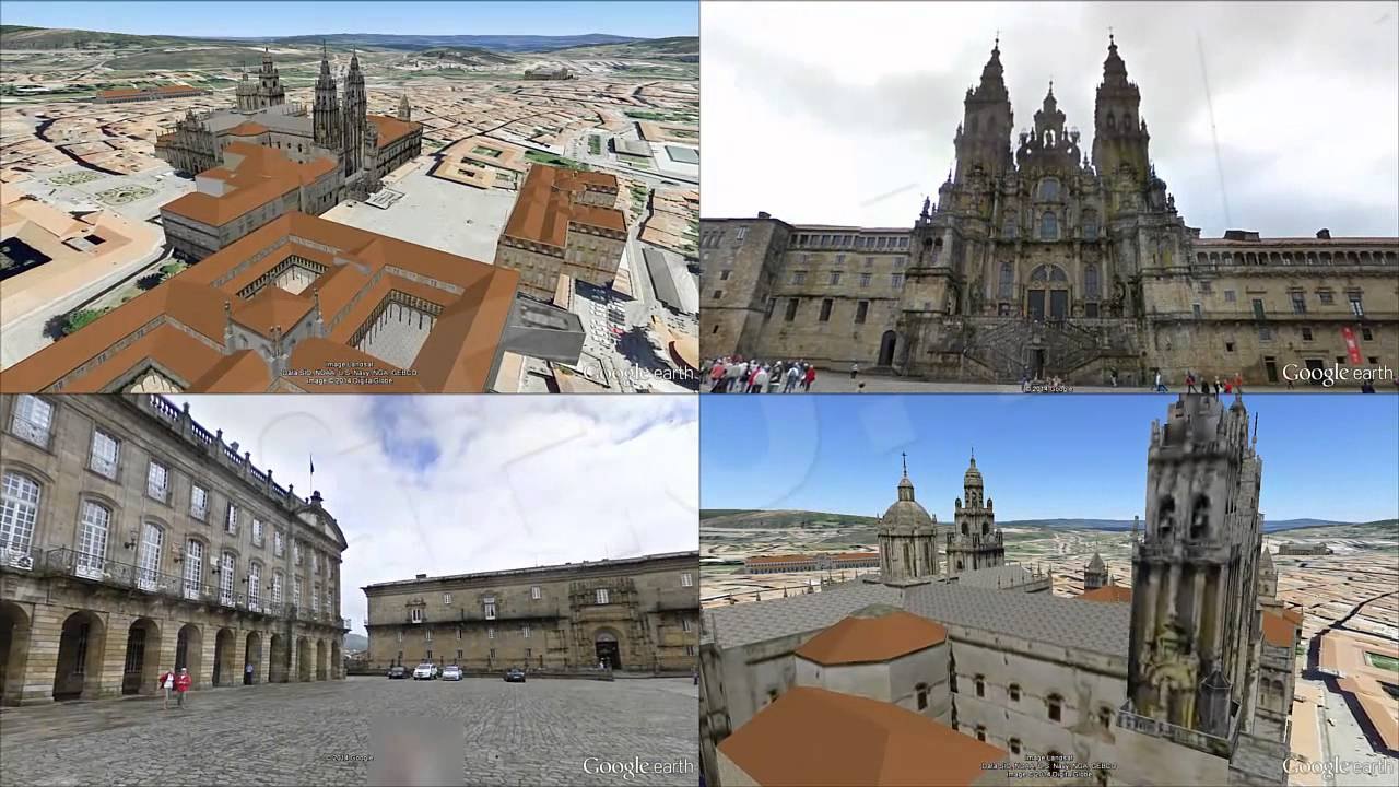 Ciudades del mundo con el mismo nombre / Cities of the world with the same name [IGEO.TV]