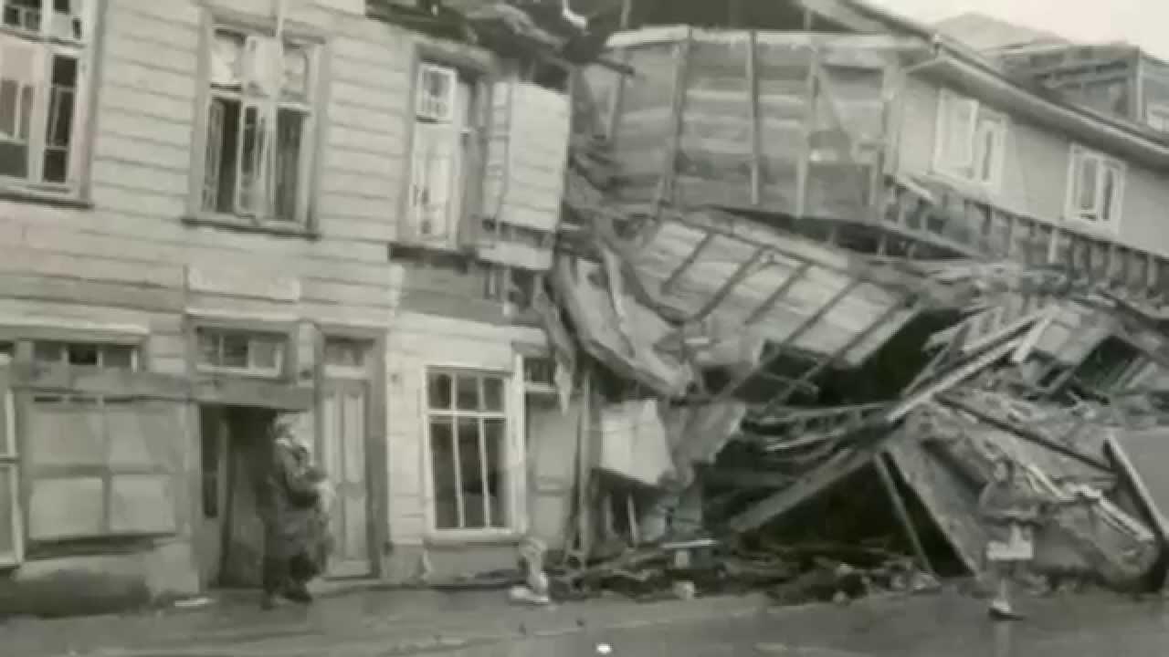 Los 5 terremotos más grandes de la historia