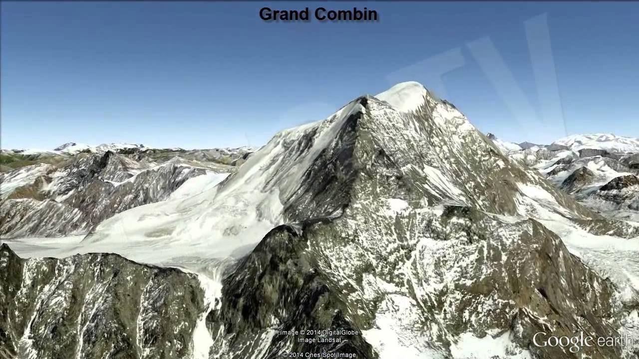 Los Alpes, vistas increíbles