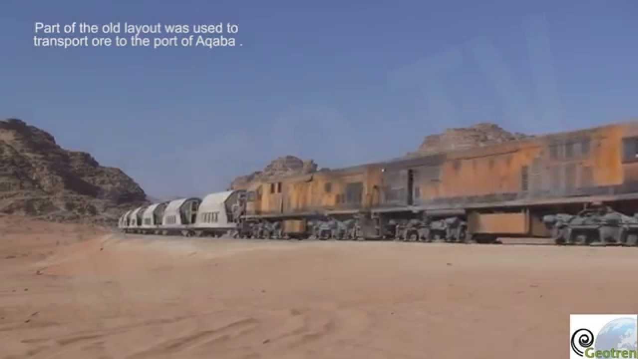 El ferrocarril del Hiyaz, el tren de Lawrence de Arabia
