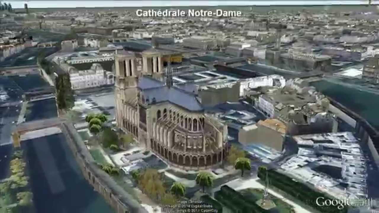 París monumental (Francia)