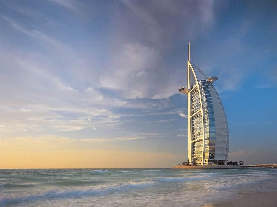 Burj Al Arab, el hotel de 7 estrellas