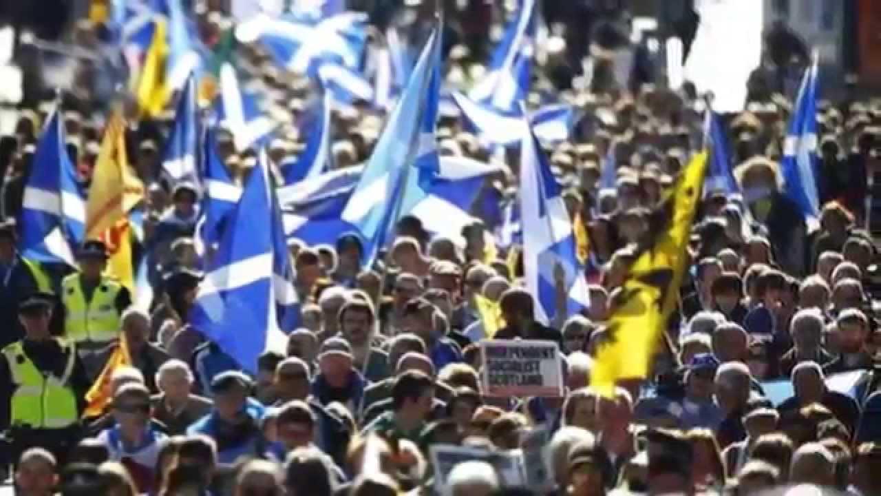 Movimientos nacionalistas en Europa