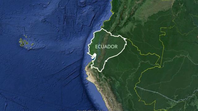 Volcán Tungurahua – Footage