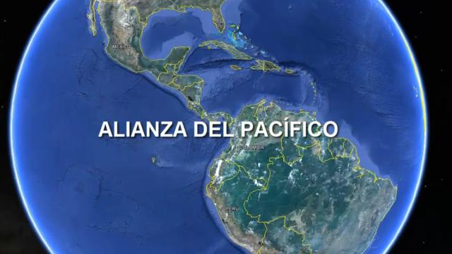 Alianza del Pacifico – Footage
