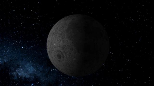 Eclipse Lunar Parcial – Footage