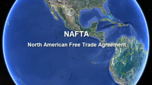 "an introduction to the north american free trade agreement of nafta Chapter eleven of the north american free trade agreement (""nafta"") between: lone pine resources inc claimant  v canada  respondent _____ procedural order on two disputed issues  introduction  1 the tribunal here addresses two matters outstanding from the first procedural."
