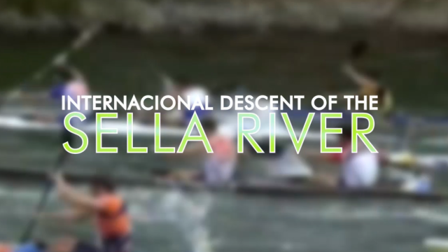 Descenso Internacional del Río Sella – Footage